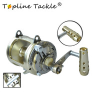 2 speed reels boat fishing reel 80w big game reel