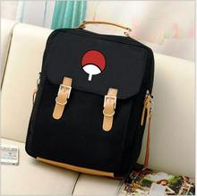 Naruto Canvas Backpack Students School Bag  #975 Shoulderbag Travel Bag For Teenager Gift For Girls Boys