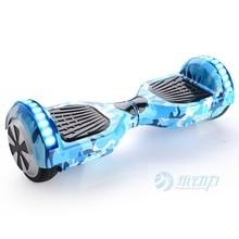 Led hoverboard electric skateboard Blueooth speaker giroskuter electric scooter EU US UK plug overboard oxboard
