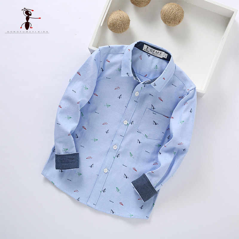 Kung Fu Formiga 2017 Chegada Nova Outono Turn-down Colarinho Azul Rosa Branco Uniformes Aos Alunos Da Escola Menino Camisas Blusas 178603
