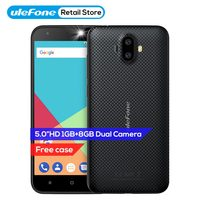 Ulefone S7 Mobile Phone Dual Rear Cameras 5 0 Inch HD MTK6580A Quad Core Android 7
