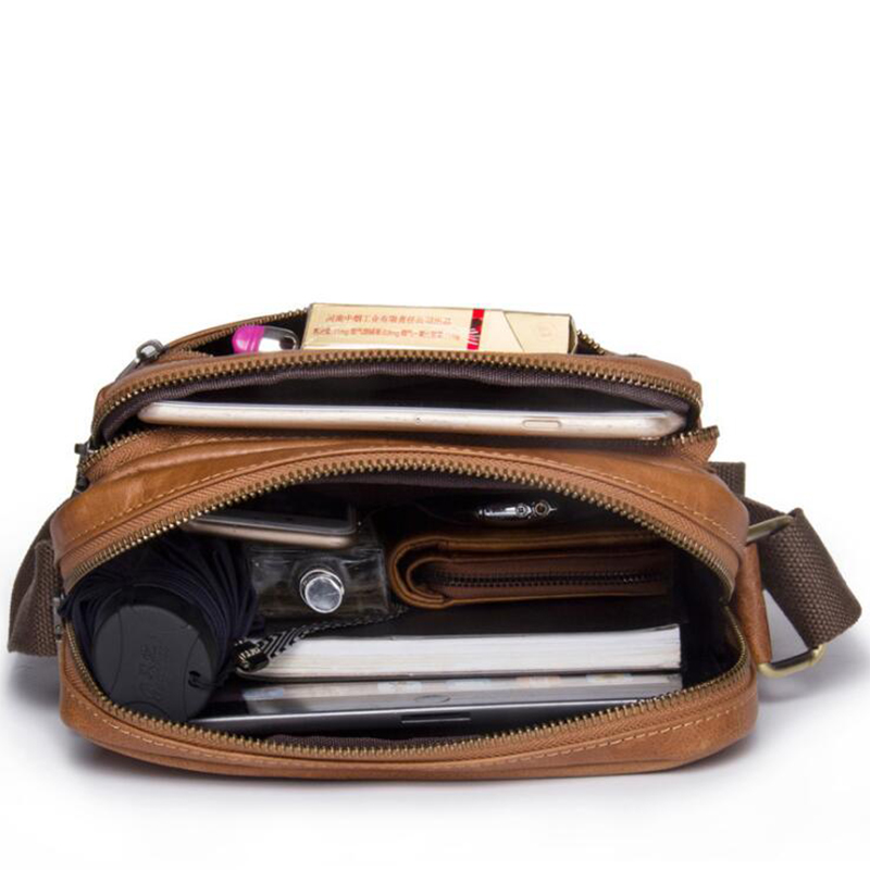 კონტაქტი ნამდვილი ტყავის - ჩანთები - ფოტო 4