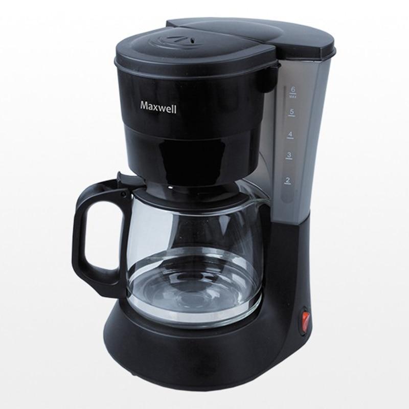Coffee maker Maxwell MW-1650 BK maxwell mw 1650