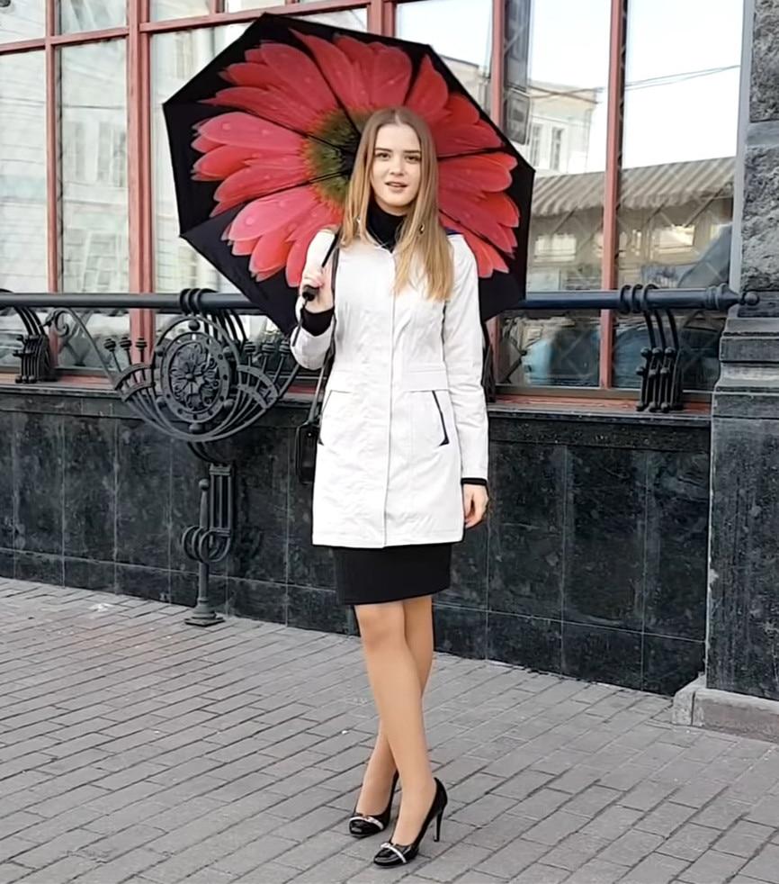 Formosa Taffeta UPF>50+ Fiberglass windproof 5 times black coating anti UV parasol pocket folding daisy flowers print umbrella