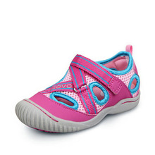 Summer new girls and boys unisex toddler sandals children casual shoes closed toe sandal kids girl breathable mesh sandals