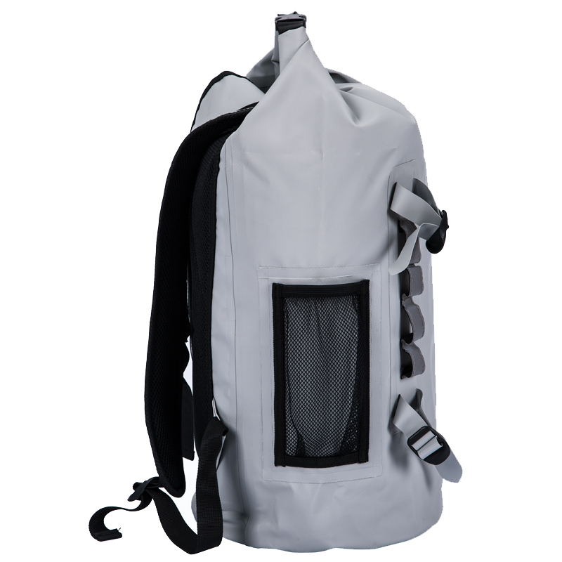 Waterproof Dry Backpack Beach Bag Sport Bag Swimming Sack Camping Rafting  Nylon Bags Travel for 30L-in Swimming Bags from Sports   Entertainment on  ... 317556cfb6559