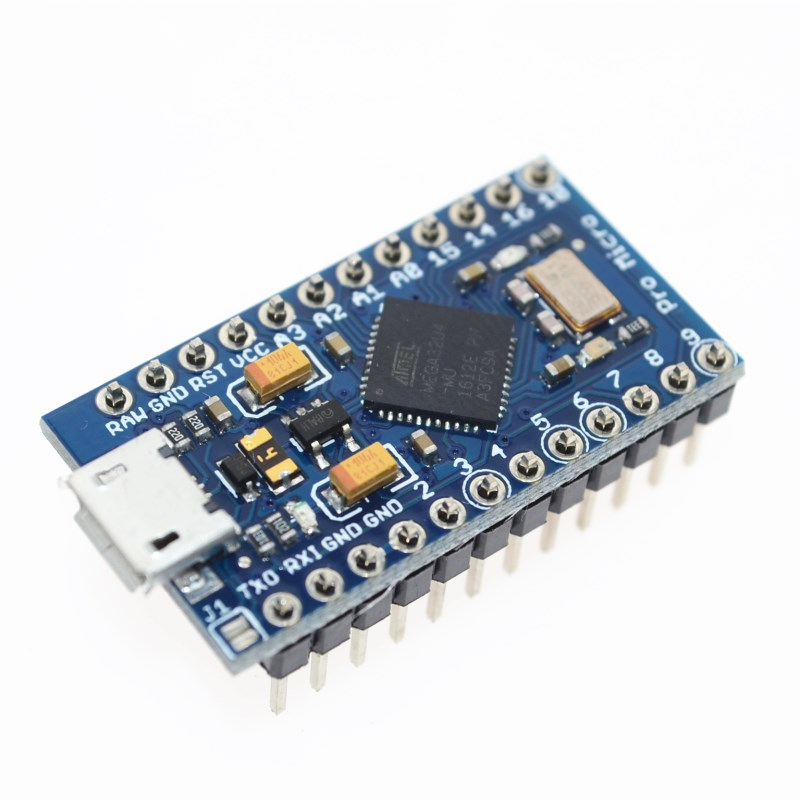 ATmega32U4 5V/16MHz Module New Pro Micro for arduino with 2 row pin header For Leonardo in stock . best qualityATmega32U4 5V/16MHz Module New Pro Micro for arduino with 2 row pin header For Leonardo in stock . best quality