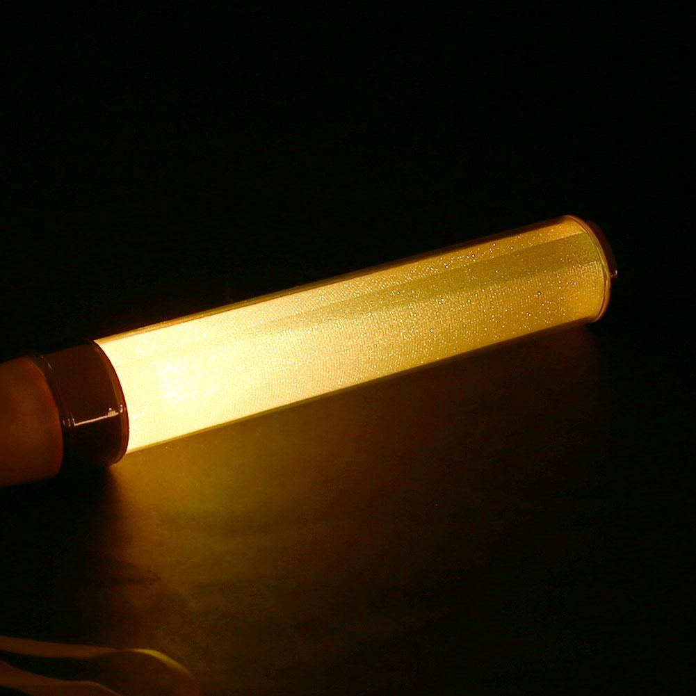 Светящаяся светодиодная светящаяся палочка Забавный цветной светодиодный концертный бар для мероприятий, дней рождения, вечеринок, реквизит, освещение концертов, палочки, болельщики, поддерживающие