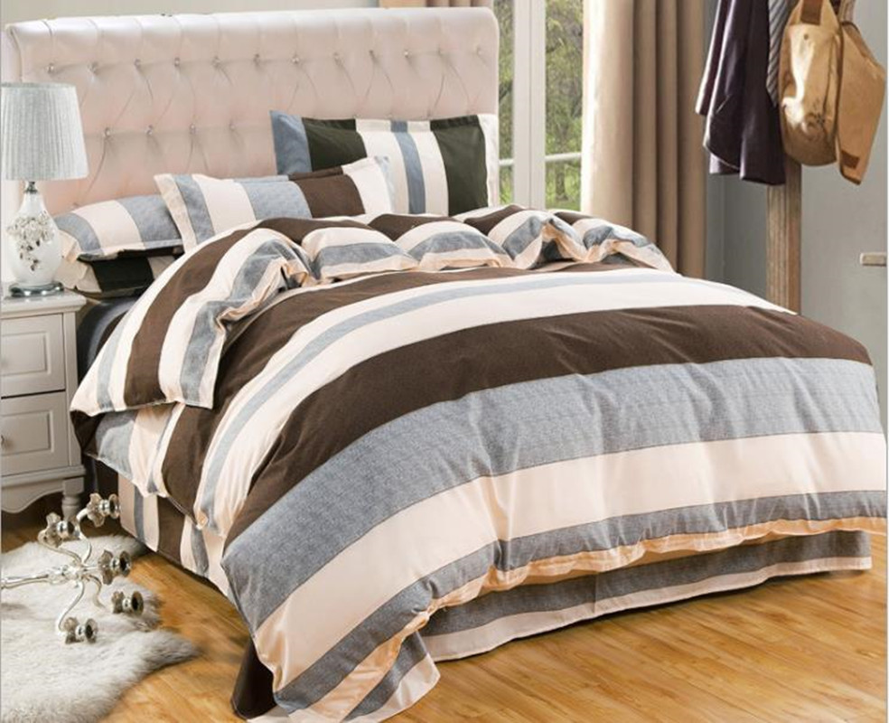 Myru Cotton Winter Cheap Bedding Sets Full King Twin Queen