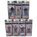 Serie de TELEVISIÓN AMC The Walking Dead Abraham Ford Bungee Walker El Gobernador Rick Grimes Daryl PVC Figura de Acción de Colección Modelo juguete
