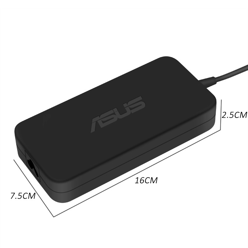 19 в 6.32A 120 Вт 5,5x2,5 мм/6,0X3,7 мм PA-1121-28 AC зарядное устройство для адаптера без шнура питания запасные части для ноутбуков asus