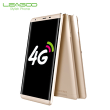 Leagoo акула 1 mtk6753 octa ядро 16 г rom 3 г ram 4 Г Lte Мобильных Телефонов 6.0 Дюймов 6300 мАч Android 5.1 Celllphone 13.0MP
