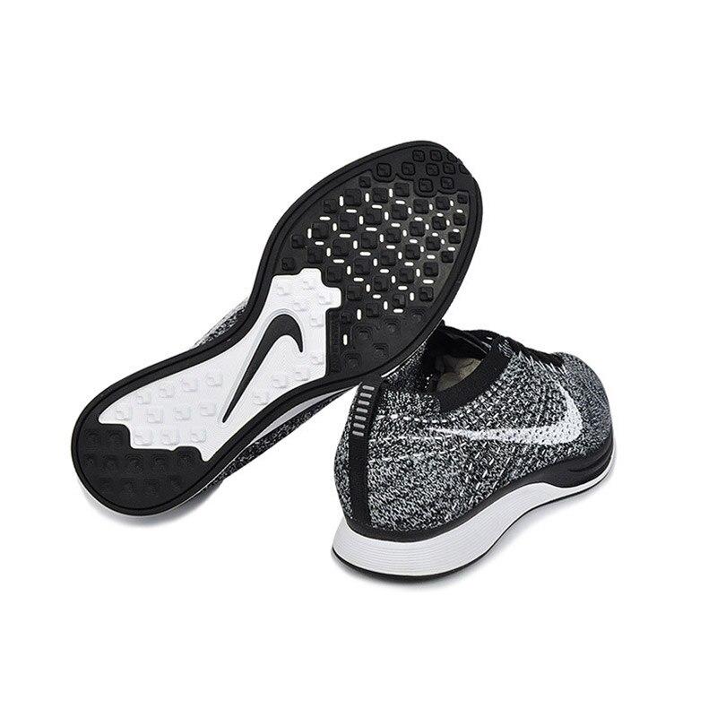 ALI shop ...  ... 32999111675 ... 5 ... Original Authentic Nike Flyknit Racer Men's Running Shoes Mesh Breathable Outdoor Sneakers Athletic Designer Footwear 526628-012 ...