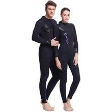 5 MM Neopren SCR Professionelle Tauchen Neoprenanzug für frauen Männer Doppel Warme Winter Schwimmen Surfen Paar neoprenanzug Dicker Dive Swim