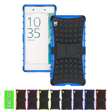 Hard Silicone Phone Case For Sony Xperia XA Ultra F3212 F3216 6.0 inch Protective Rubber Armor Back Cover