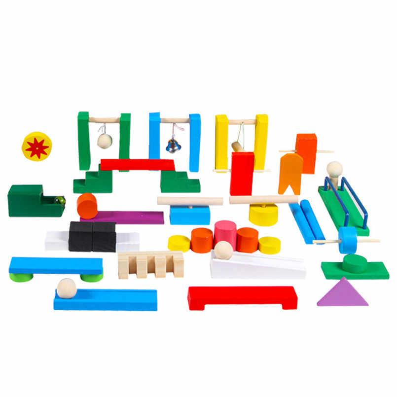 Деревянное домино, Аксессуары для детского дома, игрушки для детей; из дерева, домино, игра, строительные блоки, кирпичи, развивающие игрушки, подарки домино