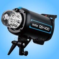 Godox qs 400 400 Вт 400WS Аксессуары для фотостудий флэш мигающий свет лампы Глава