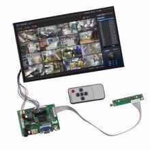 אבזר חבילות 10.1 LCD תצוגת מסך TFT LCD צג N101ICG L21 + ערכת HDMI VGA קלט נהג לוח עבור ניטור ציוד