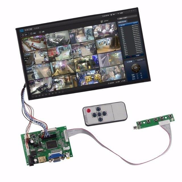 Confezioni di Accessori e Attrezzature 10.1 Display LCD Dello Schermo di TFT LCD Monitor N101ICG L21 + Kit HDMI INGRESSO VGA Bordo di Driver Per Apparecchiature di Monitoraggio