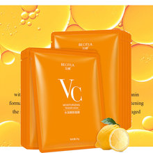 Vitamin C skin care face mask v c sheet mask facemask facial