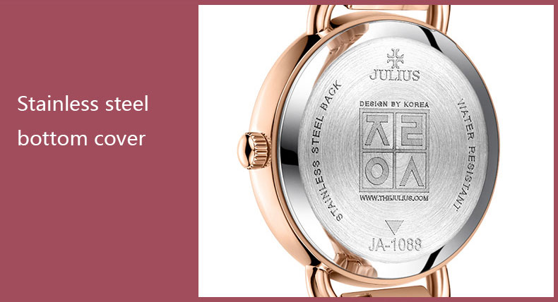 ساعة يد نسائية مرصعة ب 12 لون من حجر الراين 12