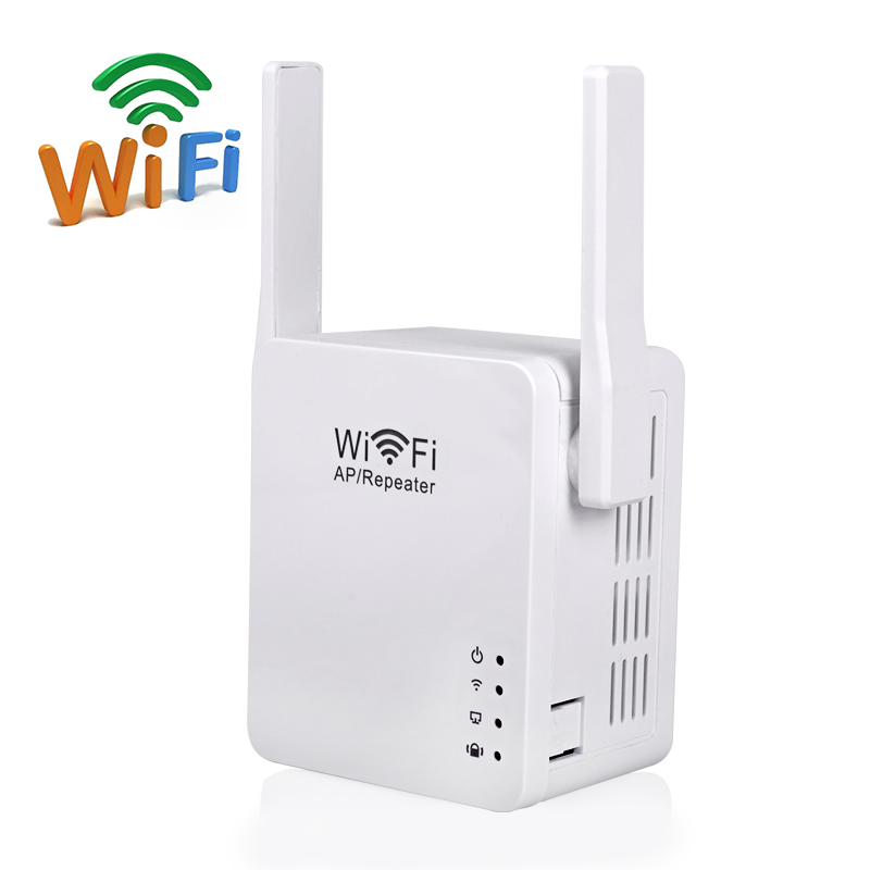 buy mini wifi repeater 300mbps wireless network repeater wi fi 2dbi antenna wi. Black Bedroom Furniture Sets. Home Design Ideas