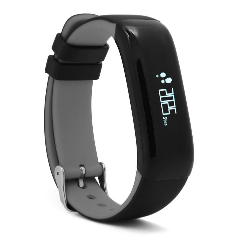 Étanche IP67 Bluetooth bande intelligente Bracelet montre tension artérielle santé sommeil moniteur moniteur de fréquence cardiaque Bracelet - 6