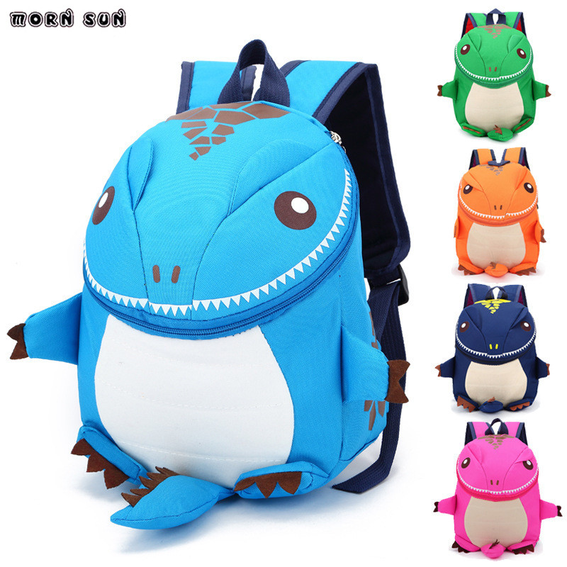 Cute Backpack Children School Bags Cartoon Minnie Kids Bag Dinosaur Backpack Kindergarten School Bag Sac A Main Mochila Escolar