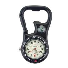 Карабин клип карманные часы для медсестры fob Туризм Альпинизм