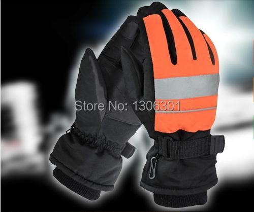 Зима согреться светоотражающие перчатки водонепроницаемый, носить-сопротивление