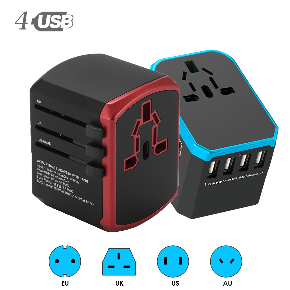Travel adapter Universal Power Adapter Charger worldwide adaptor wall Electric Plugs Sockets Converter for mobile phones Travel adapter Universal Power Adapter Charger worldwide adaptor wall Electric Plugs Sockets Converter for mobile phones