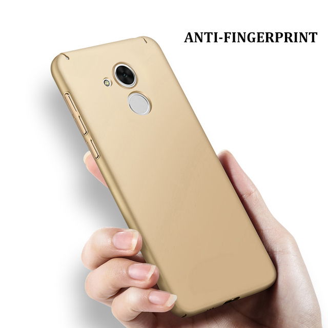 Ultra Thin PC Phone Cases For Huawei P8 P9 lite 2016 2017 Slim & Light Cover For Huawei Honor 8 lite V8 6X 5C Matte Case Coque