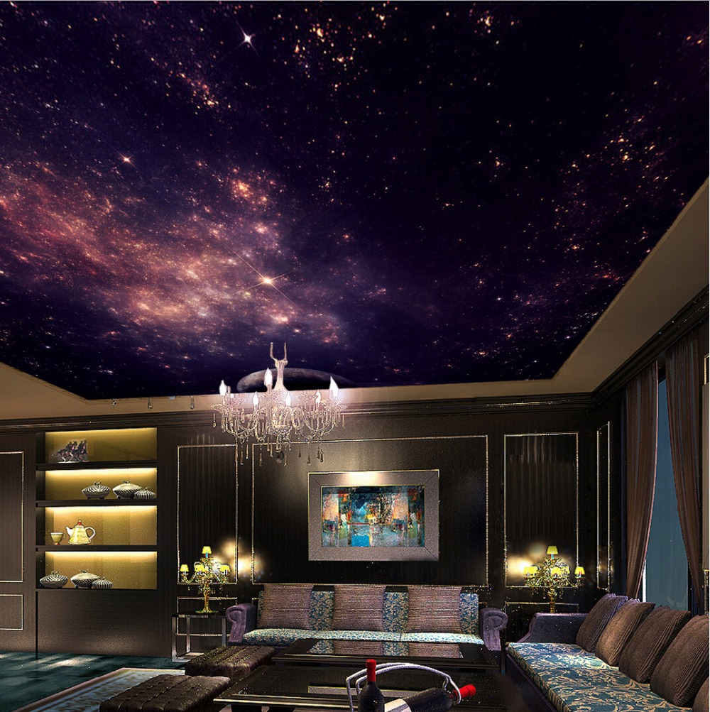 starry wallpaper for walls