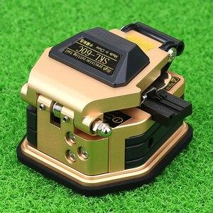 Image 4 - KELUSHI סיבי קליבר SKL 60C גבוהה דיוק קופיצים 16 משטח להב כבל חיתוך סכין עבור FTTH זהב