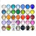 Оптовая 1440 шт./упак. SS3 кристалл Многоцветный (3d Nail Art декорация) номера Hot Fix Клей на стразами для ногтей камень DIY