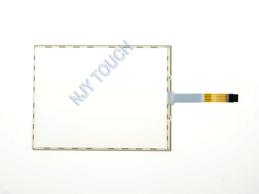 Hot sale 10.4 Inch 5 Wire Resistive Touch Screen Panel 229x174mm For 10.4 A104SN03 Win 7 XP