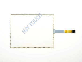 """Hot sale 10.4 Inch 5 Wire Resistive Touch Screen Panel 229x174mm For 10.4"""" A104SN03 Win 7 XP"""