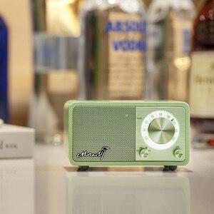 Sangean Бесплатная доставка Высокое качество bluetooth динамик радио fm bluetooth динамик беспроводной fm
