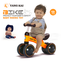 Children Three wheel Balance Bike kids Scooter Baby Walker 1 3 Years Tricycle Bike Ride On Toys Gift for Baby toys High Quality