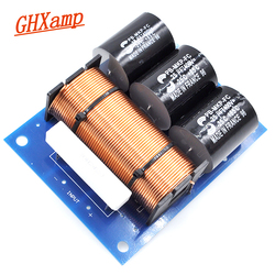 GHXAMP 800W Subwoofer Speaker Crossover Audio 1 WAY Passive Filter Frequency Divider For High Power Speakers 1PCS