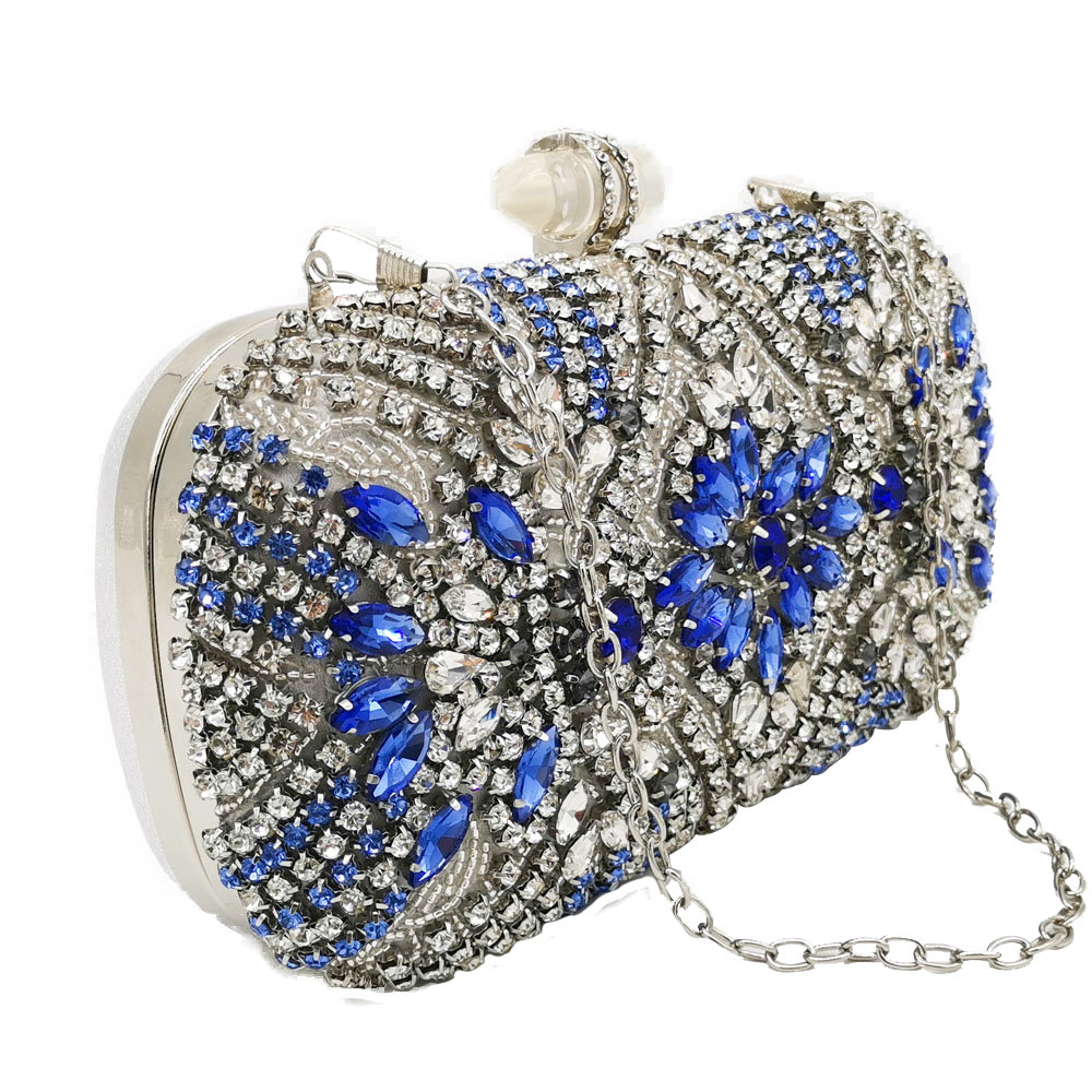 Silver Women Evening Bag (8)