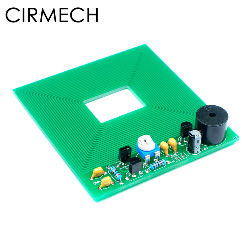 CIRMECH Metal Detector Gold Scanner 3-5V Boards Metal Silver Detect Treasure Module Integrated Circuits Electronic Parts electronic component