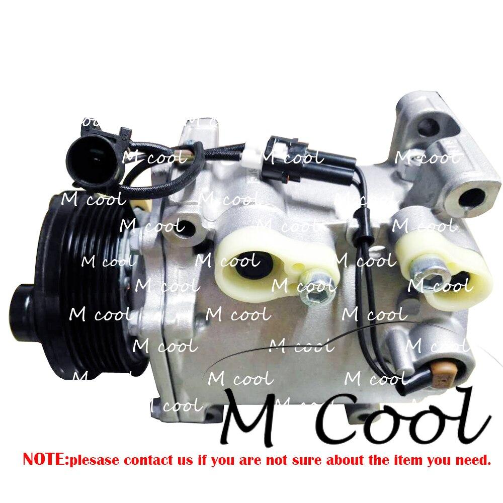 Высокое качество Фирменная Новинка автомобиль Компрессор AC для автомобиля Mitsubishi Ou ...