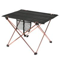 Aluminiumlegierung Oxford Tuch Tisch Im Freien Ultraleichten Tragbaren Klapptisch Camping Picknick-tisch Grill Im Freien Angeln Stühle