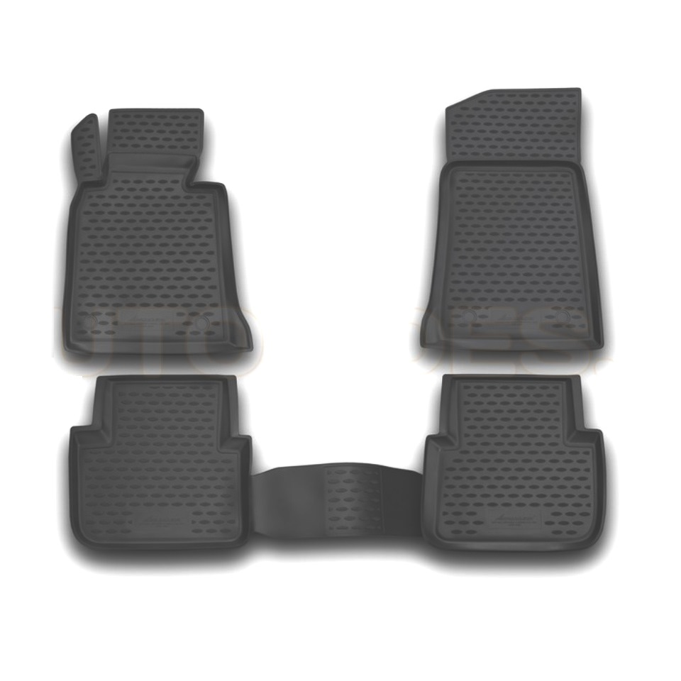 Floor mats for BMW 3-series E46 1998-2005 Element NLC0526210K