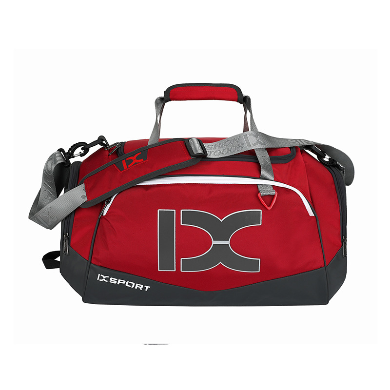 40L Dry Wet Gym Bags For Fitness Travel Shoulder Bag Handbag Waterproof Sports Shoes Women Men Sac De Sport Training Tas 8035