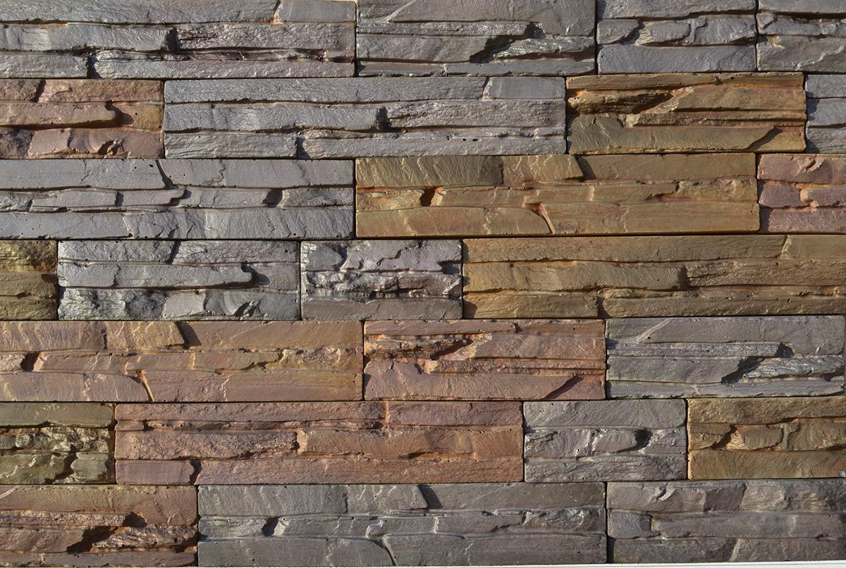 juego de moldes de plstico abs para el hormign de yeso azulejos de piedra de