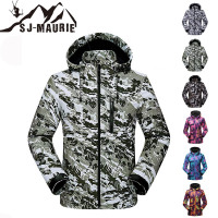 SJ Maurie 2018 New Winter Ski Suit Men and Women Skiing Snowboard Jacket Sets Snow Suit for Outdoor Hiking Hunting Jacket M 4XL