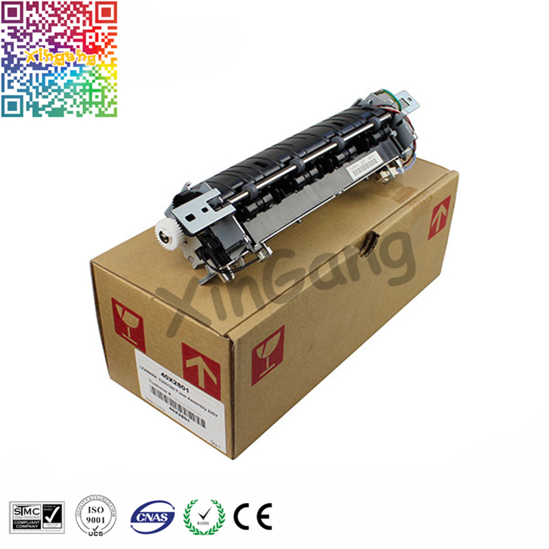 где купить 220V New OEM Japan Fuser Assembly Fuser Unit for Lexmark E250 E350 E450 Fixing Assembly High Quality Printer Parts дешево