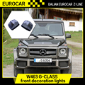 On promotion !! MB G Class  W463 front Turn Lights decoration light fit for G-CLASS W463 G500 G55 G63 style